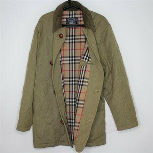 VTG Burberrys Burberry Plaid Lined Jacket N337